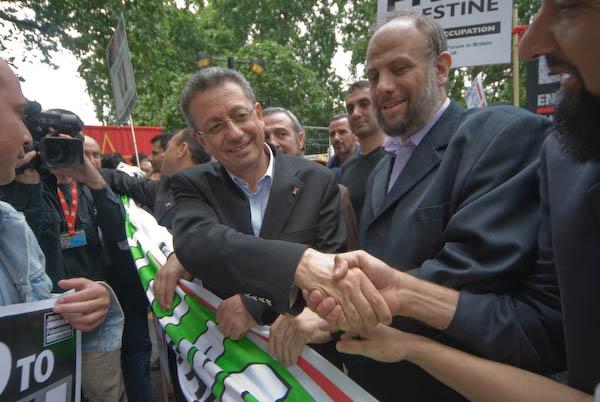 Palestine demo