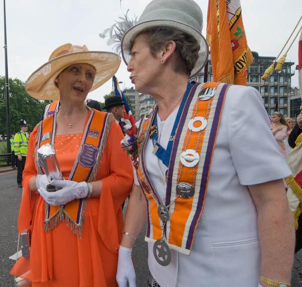Orange March 1