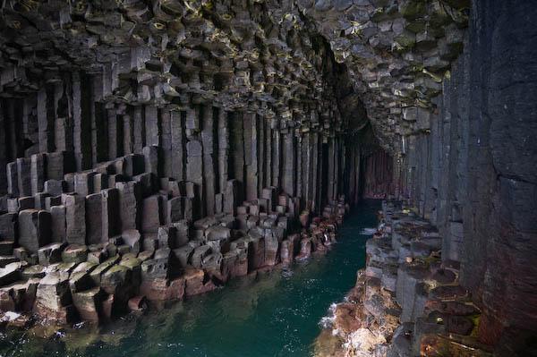 Staffa - Fingals Cave